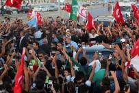 BAŞBAKAN YARDIMCISI - KKTC'de Cumhurbaşkanı Erdoğan'a Sevgi Seli
