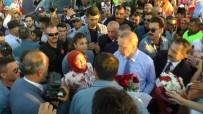 BAŞBAKAN YARDIMCISI - KKTC'de Erdoğan'a Sevgi Seli