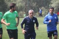 KONYASPOR - Konyaspor Teknik Direktörü Rıza Çalımbay Transfer İstedi