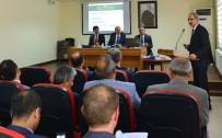 İBRAHIM AKıN - Koordinasyon Kurulu 2018 Yılı 3. Toplantısı Yapıldı