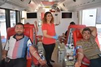 TÜRK KıZıLAYı - Korkuteli'de Kan Bağışı Kampanyası