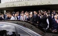 MEHMET ERSOY - Kültür Ve Turizm Bakanı Ersoy Açıklaması 'Yeni Dönemin Öncelikli Sektörü Turizm Olacak'
