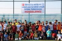 FUAT ÇAPA - Kur'an Kursu Miniklerinin Futbol Heyecanı
