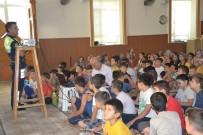 FATIH SULTAN MEHMET - Kur'an Kursu Öğrencilerine Trafik Eğitimi