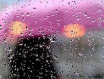 MARMARA BÖLGESI - Meteoroloji'den sağanak yağış uyarısı