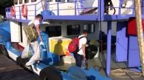 18 MART ÜNIVERSITESI - Marmara Denizi'ndeki Balık Stokları Araştırılıyor