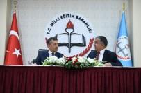 İSMET YıLMAZ - Milli Eğitim Bakanı Ziya Selçuk Görevini Devraldı