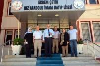 MAĞARACıK - Milli Eğitim Müdürü Yavuz Okullarda İncelemelerde Bulundu