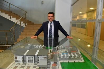 Ortahisar Belediyesi Pazarkapı'daki 61 Dükkan Ve 16 Ofisi Açık Arttırma İle Satışa Sunacak