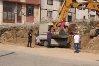 KEPÇE OPERATÖRÜ - (Özel) Tarihi Cami Hafriyatında Küp Çıktı