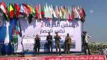DENİZ KUVVETLERİ - 'Özgürlük Gemisi 2' Ablukayı Kırmak İçin Gazze'den Yola Çıktı