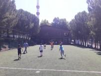 FUTBOL TURNUVASI - SAKEM'deki Çocuklar Halı Saha Turnuvalarında Karşılaşacak