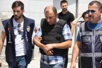 ÇELİK YELEK - Samsun'da Park Kavgasında Ölüme Sebep Olan Polis Adliyeye Sevk Edildi