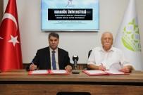 MEMUR - Şefik Dizdar İle 'Safranbolu MYO Binası Yapım Protokolü' İmzalandı