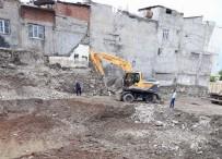 CAMİİ - Siirt'te Melih Camisi'nin Temeli Atıldı