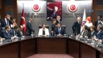 SERBEST TICARET ANLAŞMASı - Ticaret Bakanı Ruhsar Pekcan, Görevi Eski Ekonomi Bakanı Nihat Zeybekci'den Devraldı.