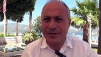 MEHMET ERSOY - Turizmcilerin 'Bakan Ersoy' Sevinci