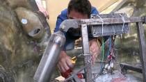 ABANT İZZET BAYSAL ÜNIVERSITESI - Üniversitelilerin El Emeği Göz Nuru Elektromobil Açıklaması 'Ayvaz'