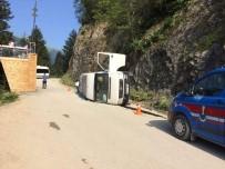 Uzungöl'de Kaza Açıklaması 3 Yaralı