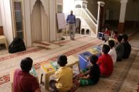 SÖZLEŞMELİ - Van'da Camiler Çocuklarla Şenlendi