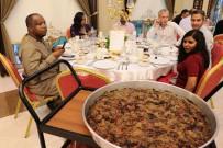 Yabancı Konuklar Malatya Yemeklerine Hayran Kaldı