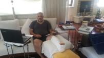 ÇILINGIR - Yaralı Yatağında Bırakıp Üzerine Kapıları Kilitleyip Kaçtı