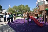 YUNUSEMRE - Yunusemre'den Ayn-I Ali'ye Yeni Park