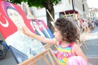 BARTIN VALİSİ - 15 Temmuz Şehitleri Resim Sergisiyle Anıldı