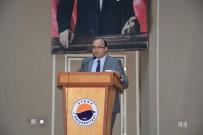SINOP ÜNIVERSITESI - 15 Temmuz Şehitlerini Anma, Demokrasi Ve Milli Birlik Günü Konulu Konferans Düzenlendi