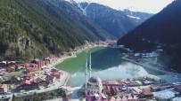YERLİ TURİST - 2018'İn İlk 6 Ayında Trabzon'u 425 Bin 911 Turist Ziyaret Etti