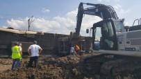 24 Kişiye Mezar Olan Vagonlar Parçalanıyor