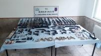 3 İlde  'Yasadışı Silah Ticareti' Operasyonu Açıklaması 9 Gözaltı