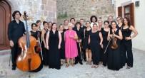 AYLA ERDURAN - 5. AİMA Ayvalık Müzik Festivali 27-30 Temmuz Tarihlerinde Gerçekleşecek