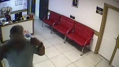Adana'da Hastanelerden Hırsızlık Yapan Şüpheli Tutuklandı