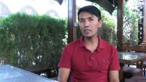 Afgan Polis, Gaziantep'te Kahve Ustası Oldu