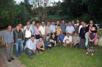 CUMHUR ÜNAL - AK Parti Yenice  Teşkilatı Haftalık  Toplantısını Çeltik Köyünde Yaptı