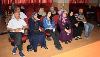 Aksaray'da Diyabet Hastalarına Göz Eğitimi Verildi