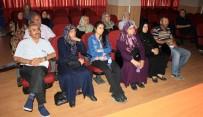 DİYABET HASTASI - Aksaray'da Diyabet Hastalarına Göz Eğitimi Verildi