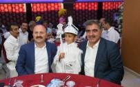İL GENEL MECLİSİ - Amasya'da Sünnet Şöleninde 44 Çocuk Sünnet Oldu