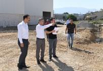 ELEKTRİK ENERJİSİ - Ambalaj Atığı Toplama - Ayırma Tesisinde Çalışmalar Devam Ediyor
