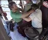 ESNAF VE SANATKARLAR ODASı - Antalya'da Otobüs Şoförünü Darp Eden Yolcu Hakkında Suç Duyurusunda Bulunuldu