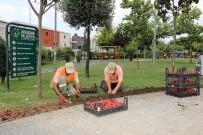 AŞIK VEYSEL - Ataşehir'de Parklar Hem Çoğalıyor Hem Yenileniyor