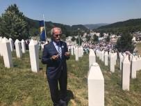 BARıŞ GÜCÜ - Aydın AK Parti, Srebrenitsa Katliamını Unutmadı