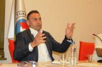 YAZ MEVSİMİ - Ayvalık'ta ATO Turizm Meslek Grubu Toplantılarının Sonuç Bildirgesi Açıklandı