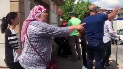 Bartın'da Adliye Çıkışı Kavga