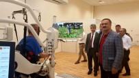 HÜSEYIN TEKIN - Başkan Güney'den İzzet Baysal Fizik Tedavi Ve Rehabilitasyon Eğitim Ve Araştırma Hastanesine Ziyaret