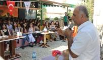 ÜCRETSİZ İNTERNET - Başkan Nehir Açıklaması 'Gençler Ufkumuzu Açıyor'