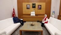 Başkan Toçoğlu, Milletvekili Atabek'le Bir Araya Geldi