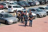 SİLAHLI TERÖR ÖRGÜTÜ - Bodrum'da Meslekten İhraç Edilen 5 Polis Gözaltına Alınarak Adliyeye Sevk Edildi