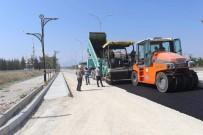 Bolvadin Şehitler Caddesinde Düzenleme Yapılıyor